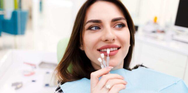 Izbor fasete za zube