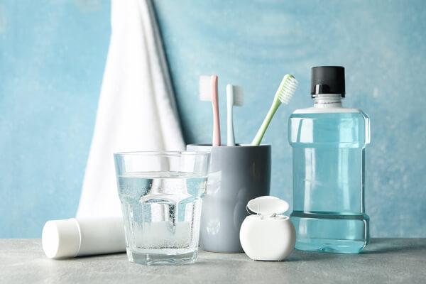 Oralna higijena i pribor koji se koristi