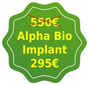 Alpha Bio Zubni Implanti Promo Cena